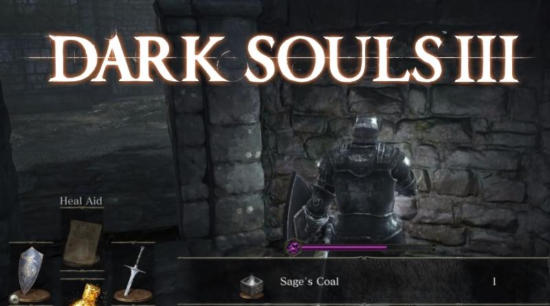 Dark Souls 3 Infusion Coals Location Guide