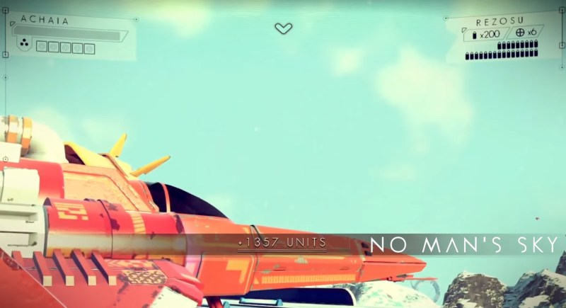 No Man's Sky's Currency