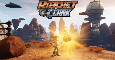 Ratchet and Clank PS4 Gold Bolts Location Guide