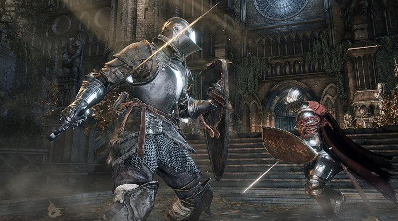 Tips and Tricks Dark Souls 3 Doesn't Tell You - Grind To Level Up