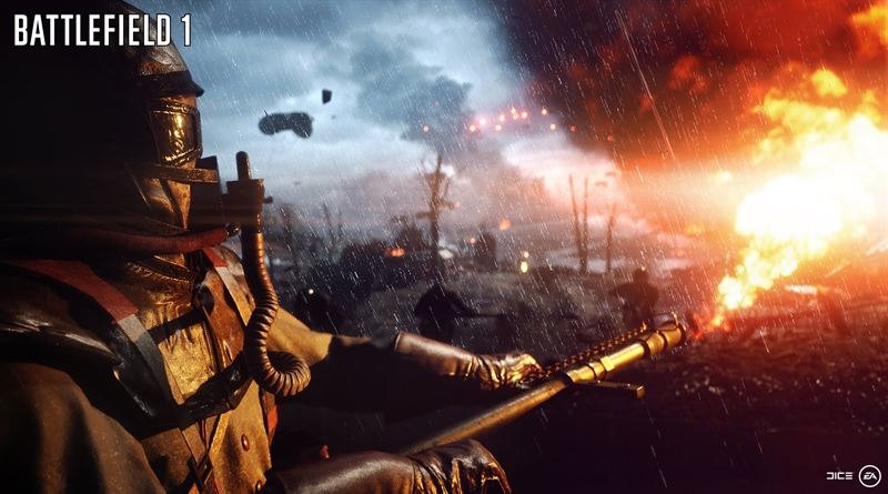 Battlefield 1 World Premier Trailer