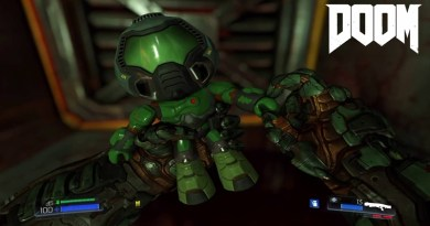 Doom 2016 Find All Doomguy Collectibles