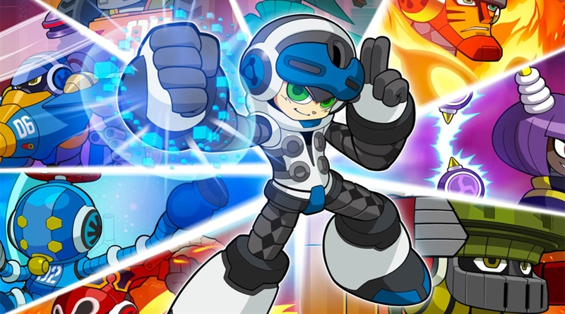Top 10 Video Games Coming in June - Mighty No. 9