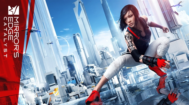 Top 10 Video Games Coming in June - Mirror's Edge Catalyst