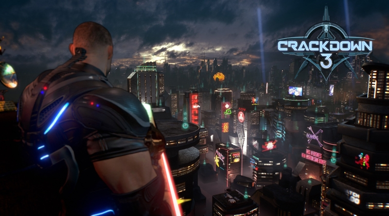 Xbox One Best Games of 2016 - Crackdown 3