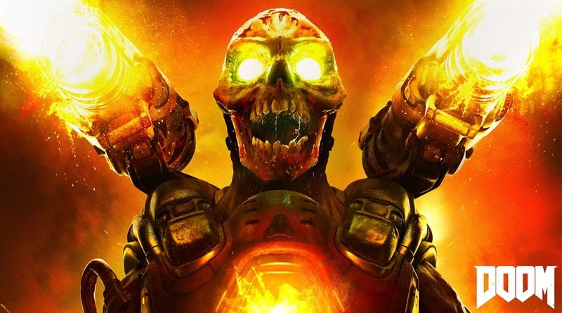 Amazing Games in Steam Summer Sale - Doom 2016
