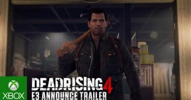 E3 2016 Dead Rising 4 Trailer