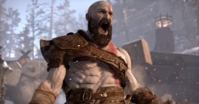 E3 2016 God of War Gameplay Trailer