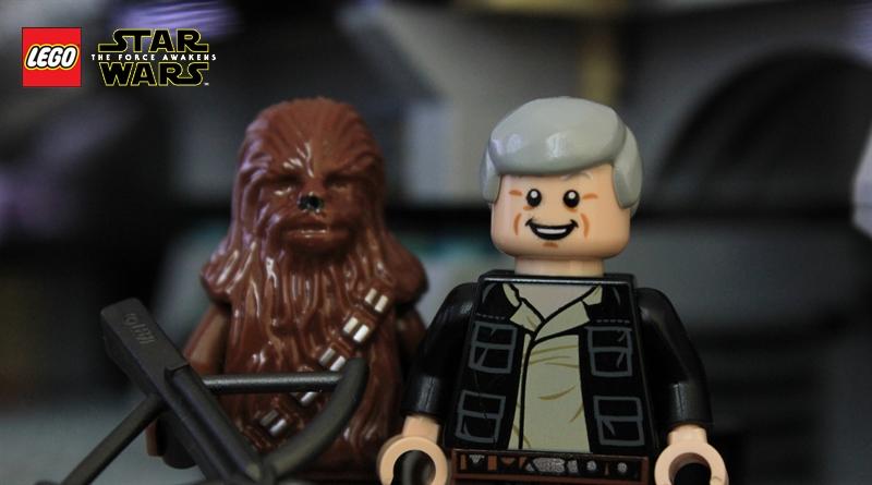 Lego Star Wars The Force Awakens Jakku Carbonite Locations