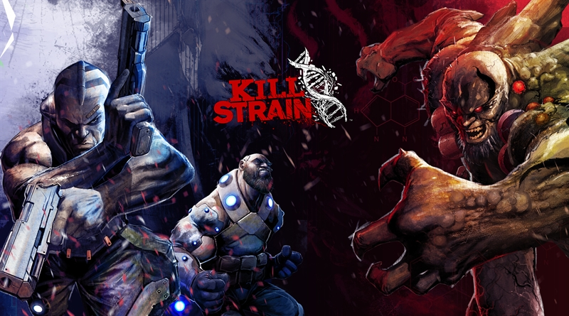 Top 10 Video Games Coming in July - Kill Strain