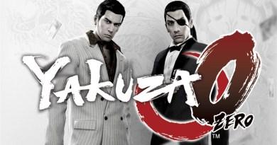 Yakuza 0 Release Date Announced