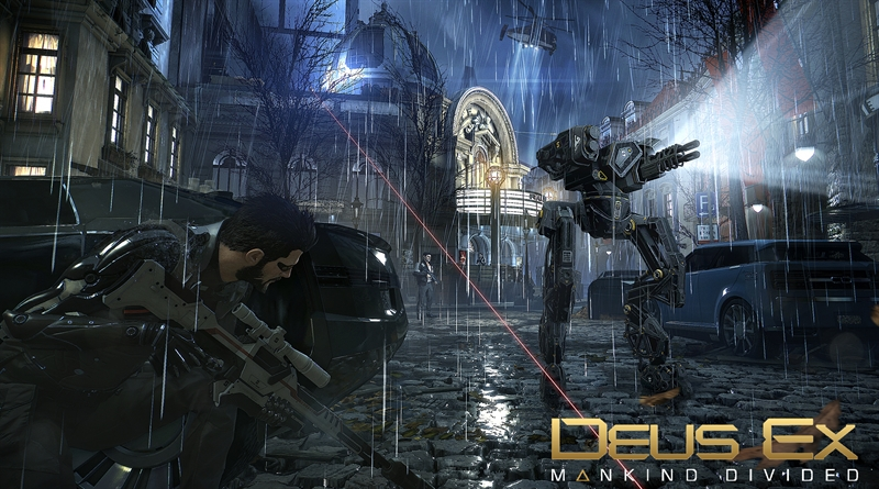 Deus Ex Mankind Divided Achievements