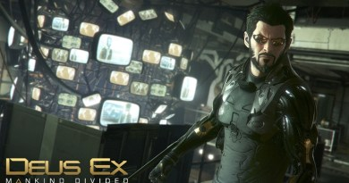 Deus Ex Mankind Divided Controls List