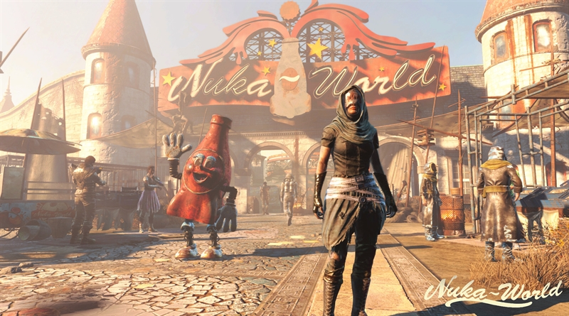 Fallout 4 Nuka-World Walkthrough