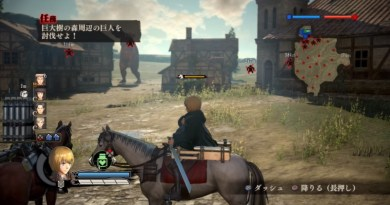 How to Unlock Horse in Attack On Titan