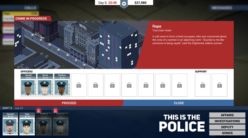 This is The Police Beginners Tips