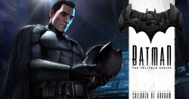 Batman The Telltale Series Episode 2 Walkthrough