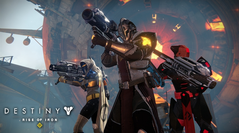 Best Vendor Weapons in Destiny Rise of Iron