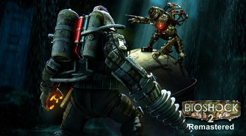 Bioshock The Collection Review - Bioshock 2 Remastered
