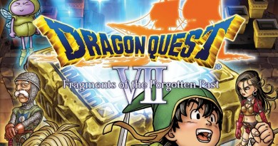 Dragon Quest 7 Fragments of the Forgotten Past Walkthrough