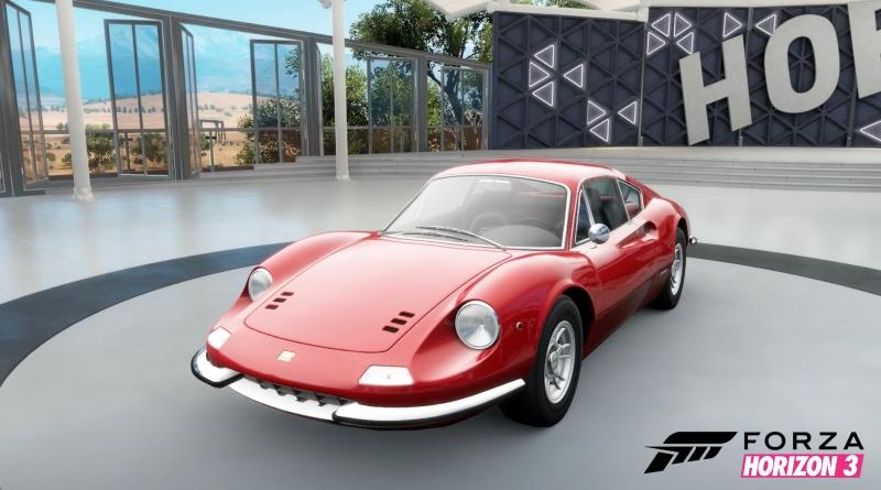Every Barn Find Location in Forza Horizon 3 - Ferrari Dino 246 GT