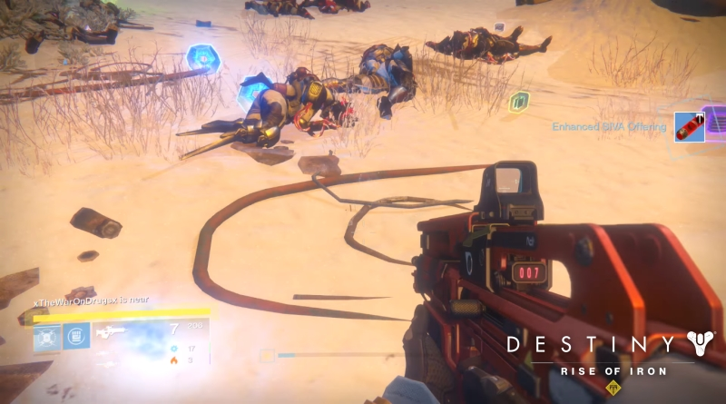 How to Farm SIVA Offerings in Destiny Rise of Iron