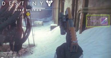 How to Farm Splicer Keys in Destiny Rise of Iron