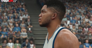NBA 2K17 How to Make Substitutions