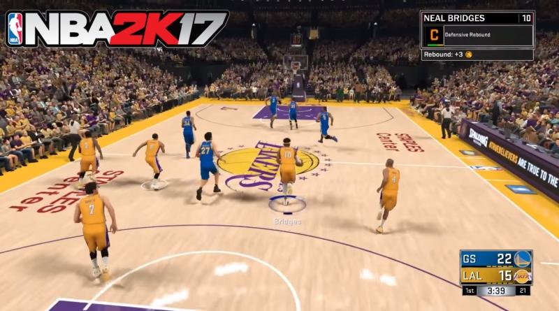 NBA 2K17 Trophies Guide