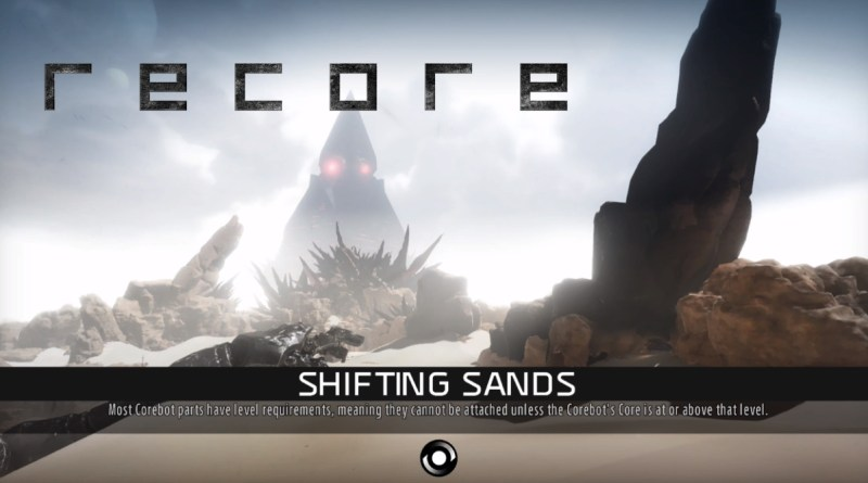 ReCore Game Review - Load Times