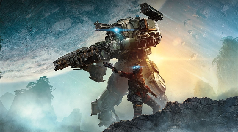Top 10 Best Games of October 2016 - Titanfall 2
