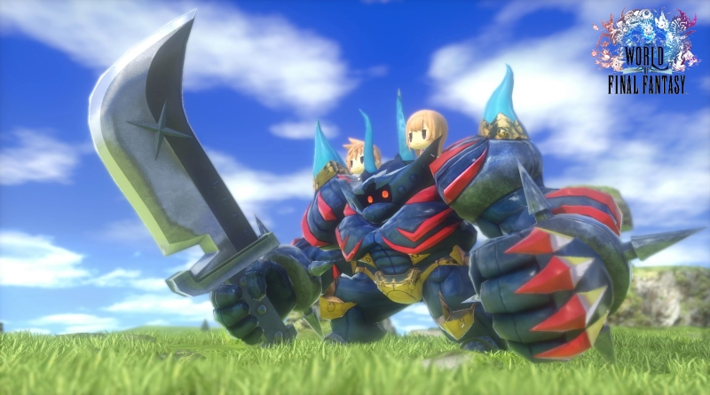 Top 10 Best Games of October 2016 - World of Final Fantasy