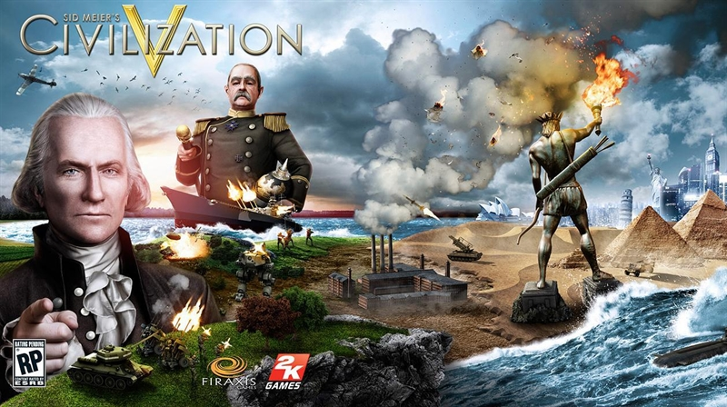 Best Low End PC Games - Civilization V