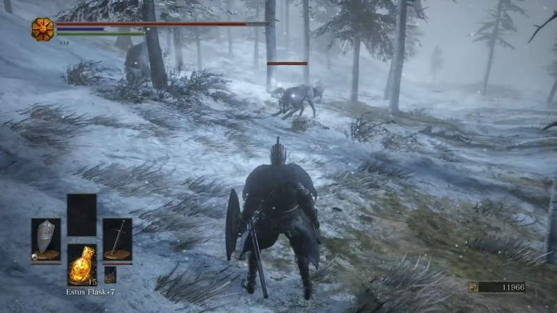 Ashes of Ariandel Review - Enemy Types