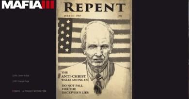 Every Repent Magazine Location in Mafia 3