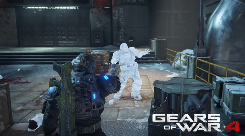 Gears of War 4 Easter Egg Guide