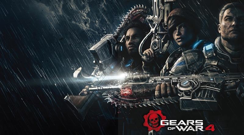Gears of War 4 Walkthrough