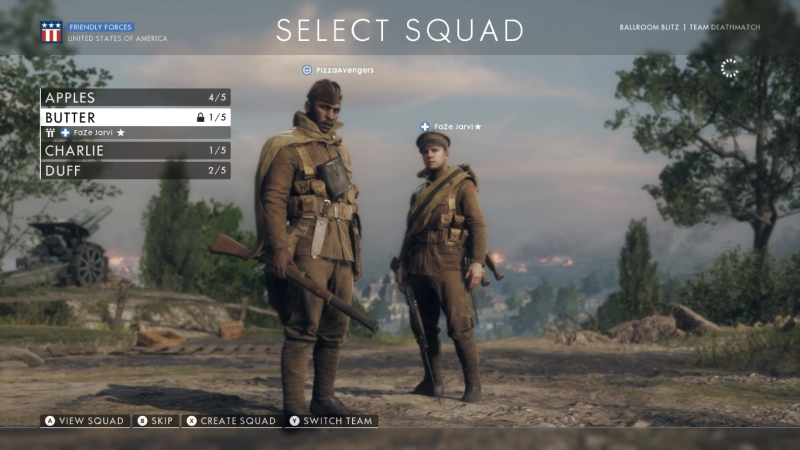Top 10 Battlefield 1 Multiplayer Tips - Public Squads