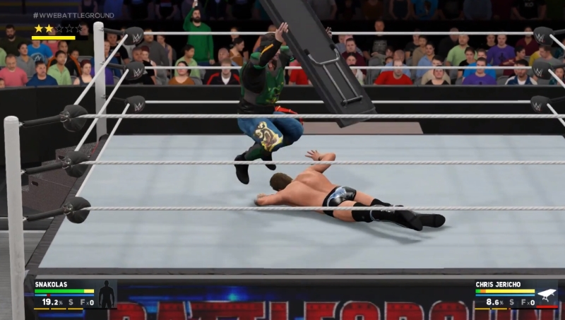 WWE 2K17 Review - Animations