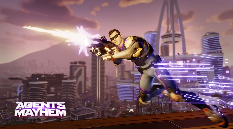 Agents of Mayhem Walkthrough