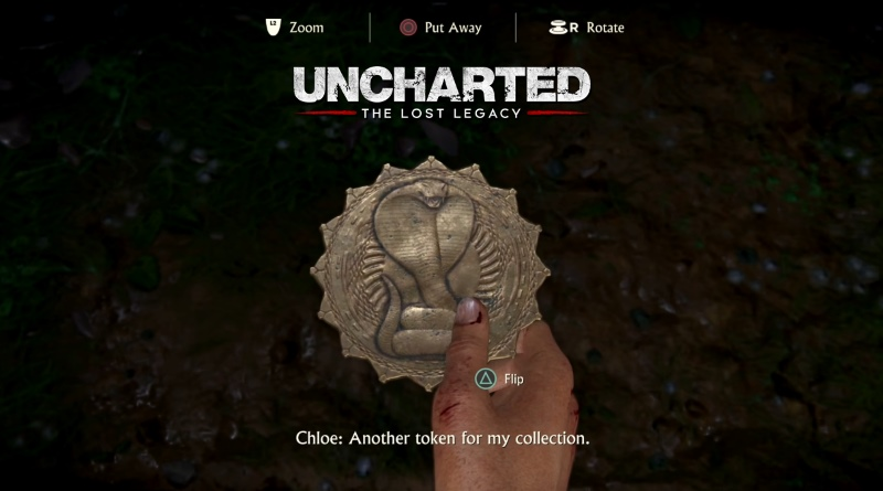 All Hoysala Tokens in Uncharted The Lost Legacy