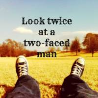 20+ quotes about two faced people