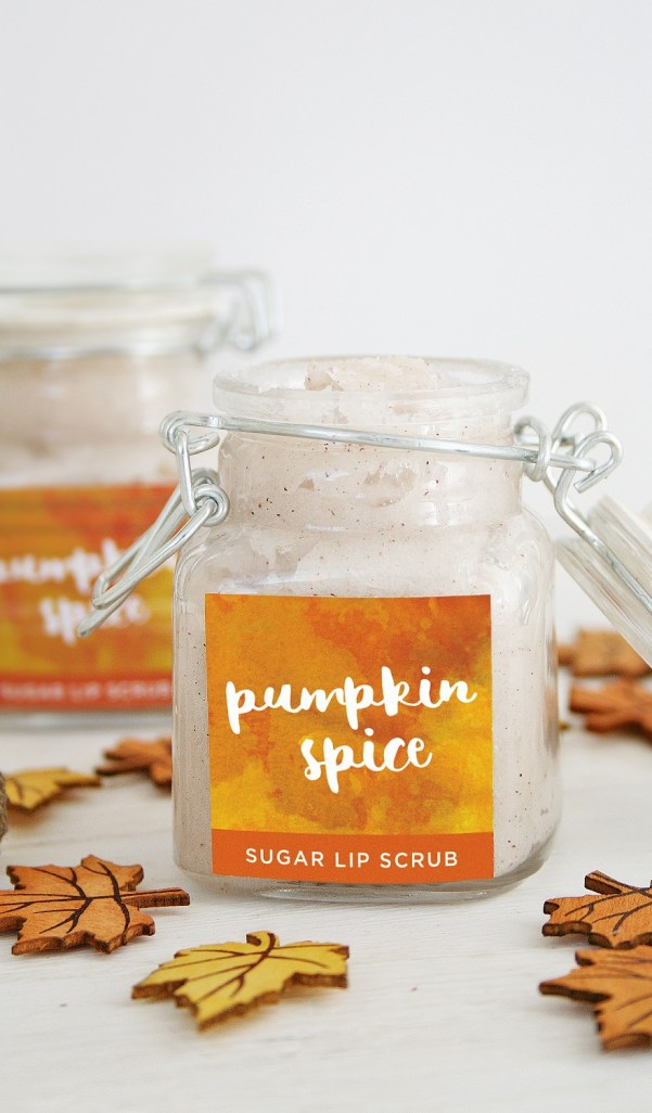 Kep those lips feeling smooth and hydrated with this fall lip scrub. Lots of awesome DIY spa day treatments to try here.