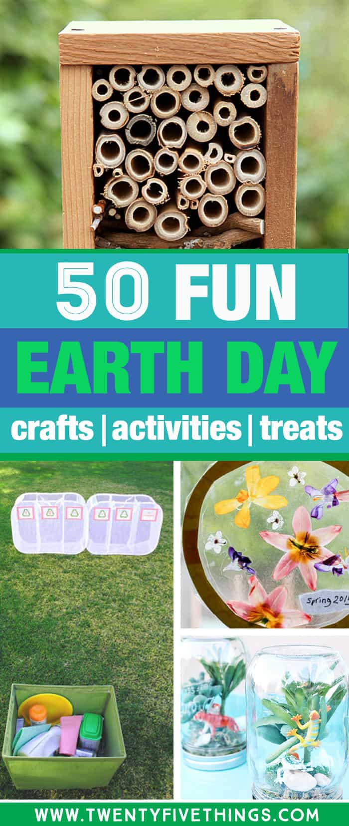 I needed some fun and simple ideas of things to do for Earth Day with the kids, and this was just what I was looking for. Lots of ideas for Earth day games and activities.