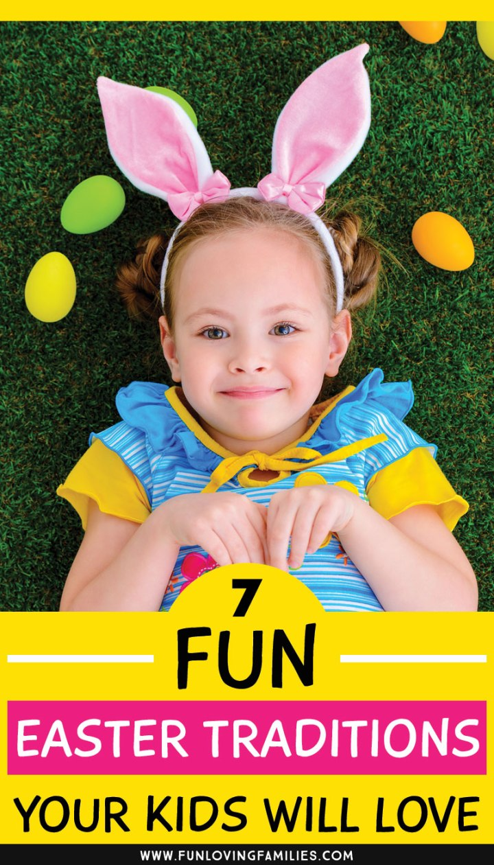 fun Easter traditions for kids