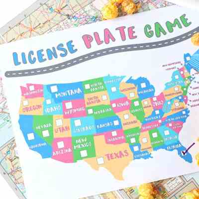 25 Fun Road Trip Games for Kids and Families