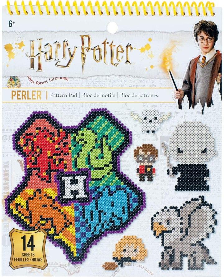 harry potter Perler Bead pattern book