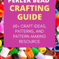 60+ Perler Bead Patterns and Crafts: Ultimate Guide to Free Patterns and Project Ideas