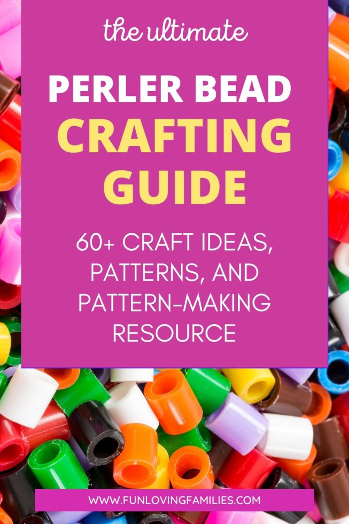Perler Bead patterns and crafts guide and resource
