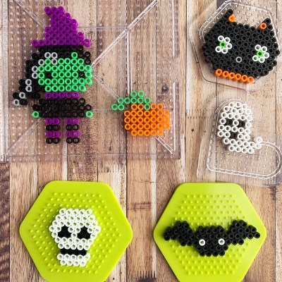 10 Easy Halloween Perler Bead Patterns
